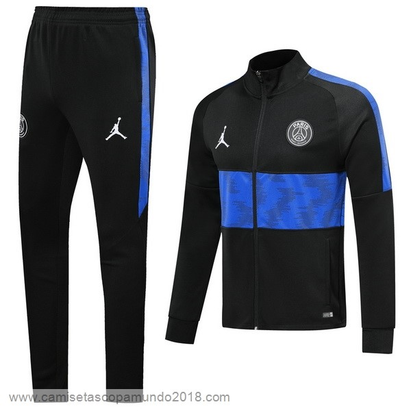 Baratas Originales Todo Chandal Paris Saint Germain 19-20 Azul Negro
